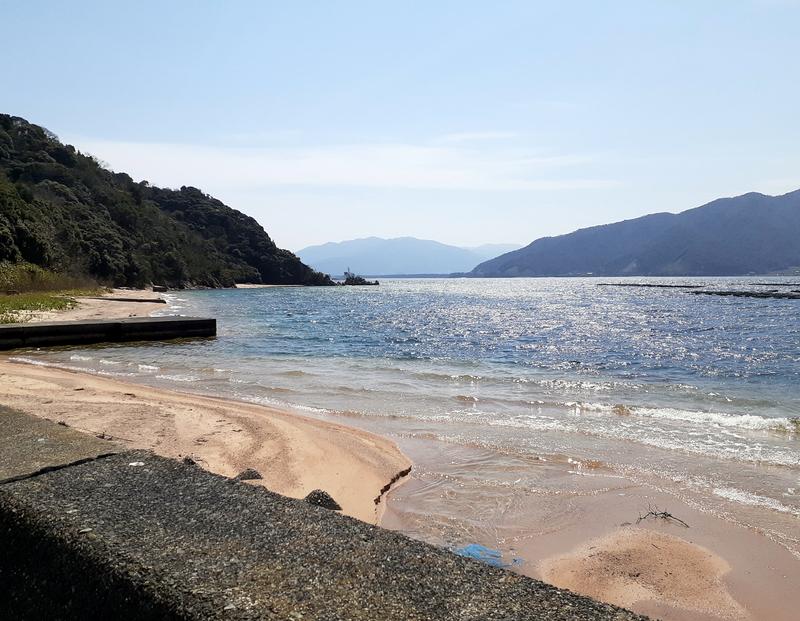 南風に弱い敦賀の沓の手漕ぎボート釣り