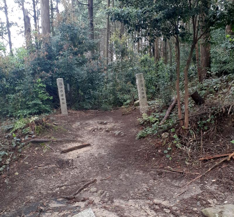 森蘭丸の邸跡