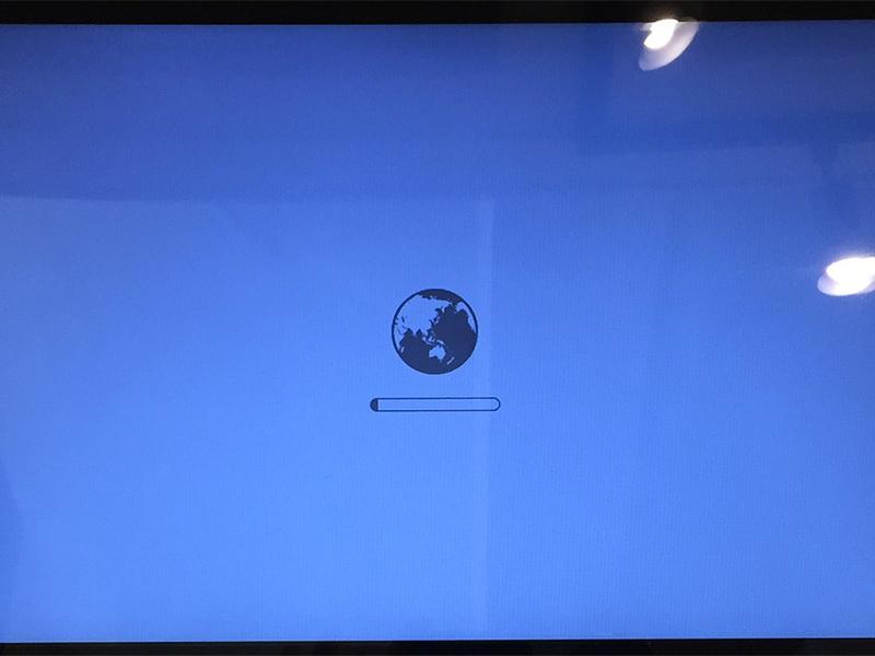 起動 コマンド 再 macbook