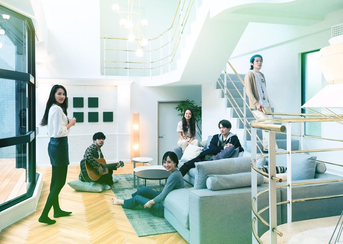 『TERRACE HOUSE TOKYO 2019-2020』(C)フジテレビ/イースト・エンタテインメント