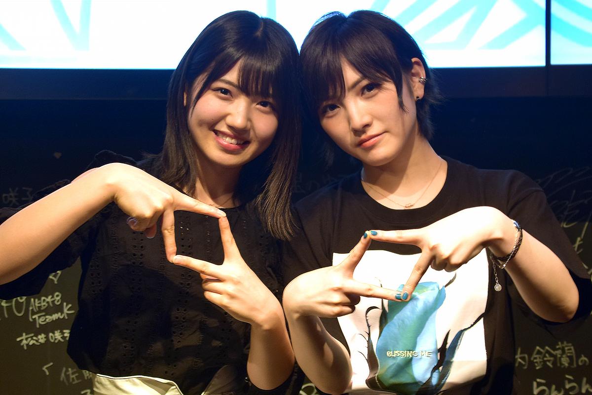 (左から)村山彩希、岡田奈々(C)ORICON NewS inc.