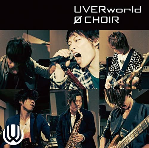 UVERworld『Ø CHOIR(通常盤)』、SMR、2014年