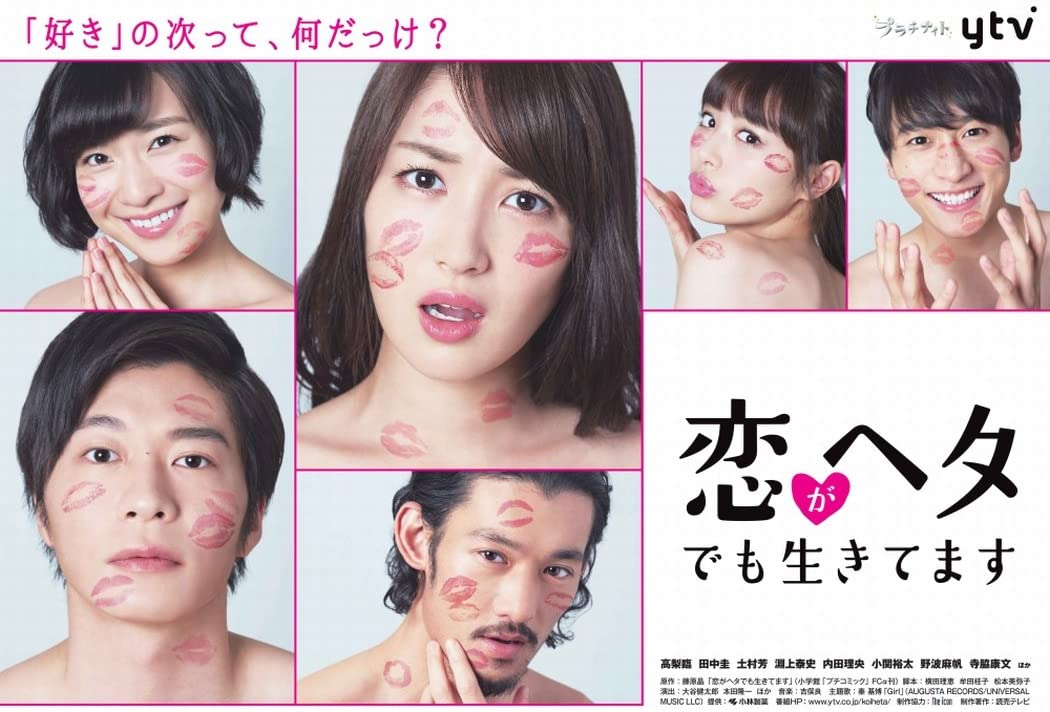 『恋がヘタでも生きてます』DVD-BOX、ポニーキャニオン、2017年