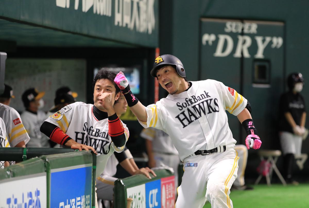 松田宣浩選手(C)SoftBank HAWKS