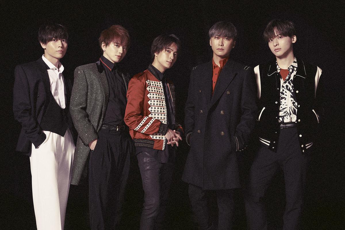 Da-iCE(左から)岩岡徹、花村想太、和田颯、大野雄大、工藤大輝