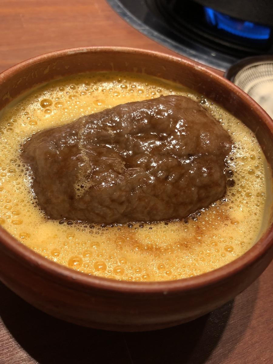 卵が口の中でほわほわとほどける関西風すき焼き