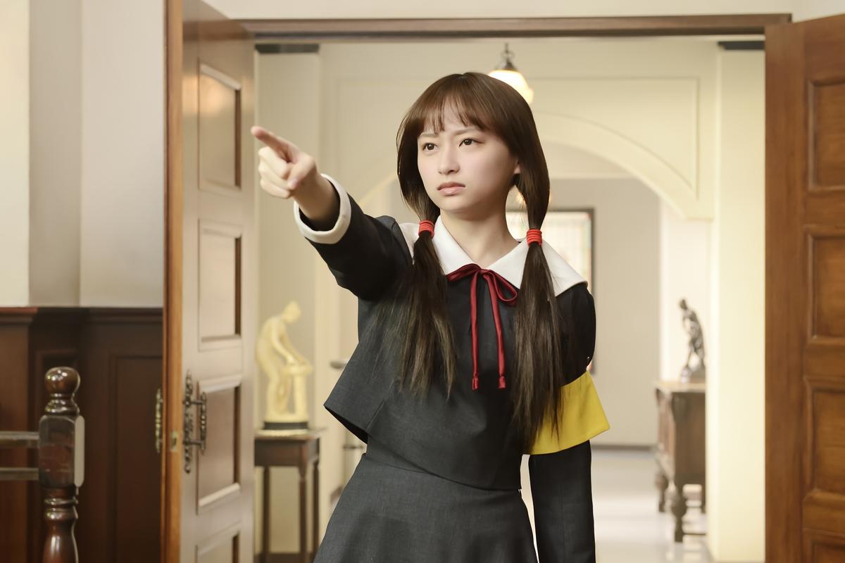 (C)2021映画『かぐや様は告らせたい ファイナル』製作委員会(C)赤坂アカ/集英社