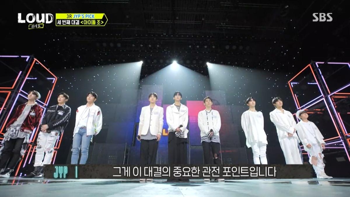 「K-POPアイドル組」