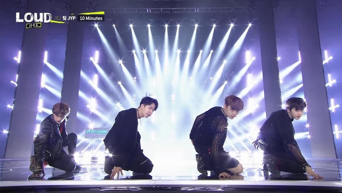 Team JYPの第2ステージ