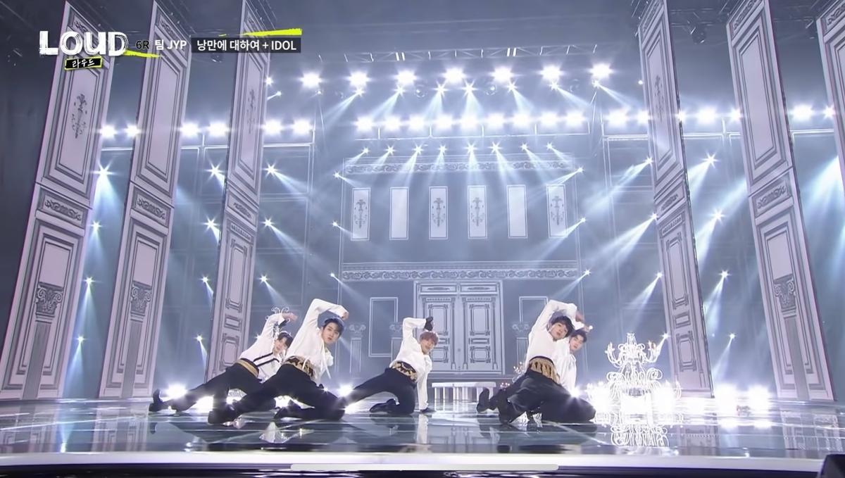 Team JYPの第3ステージ