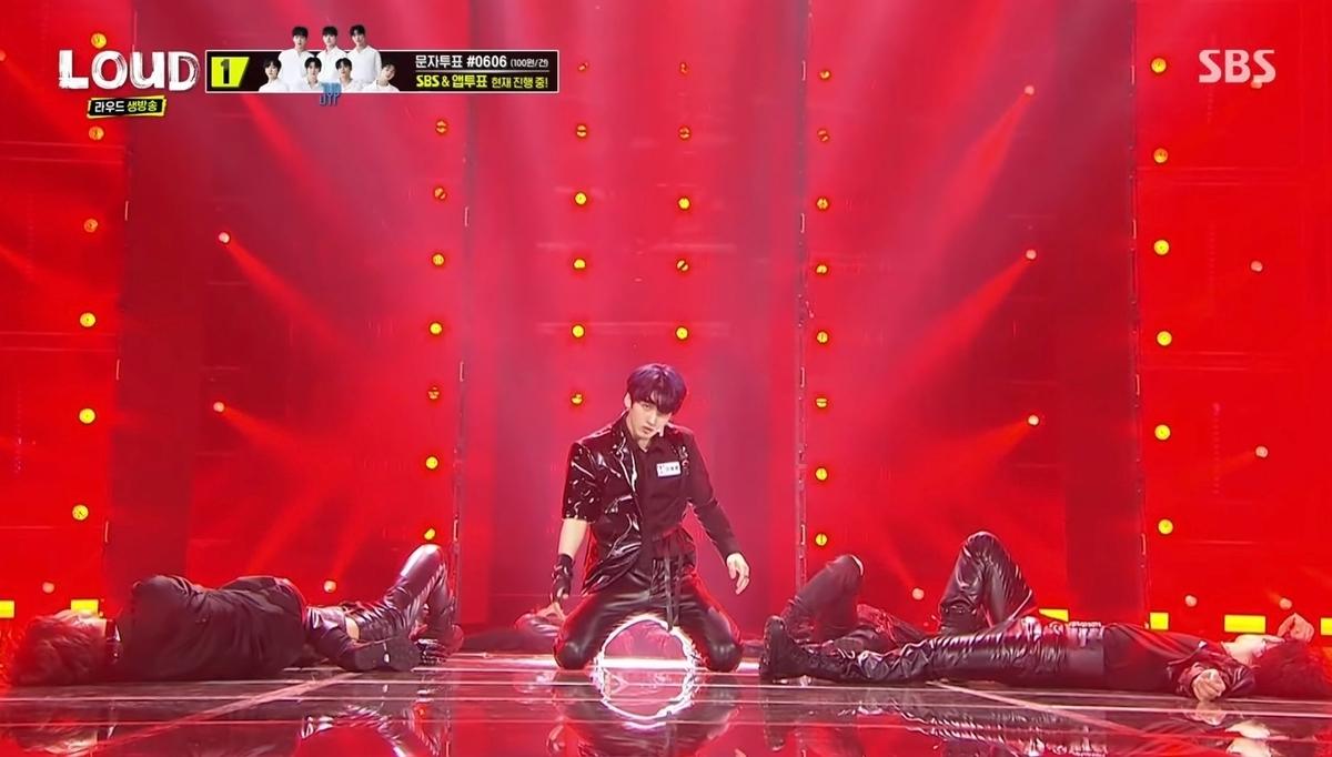Team JYPの第1ステージ
