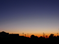 [風景]朝の始まり