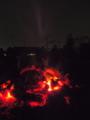 [風景][ドラマチックトーン]炎