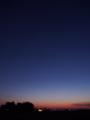 [風景]黄昏時
