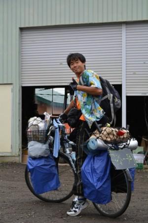 日本1周ボラバイター