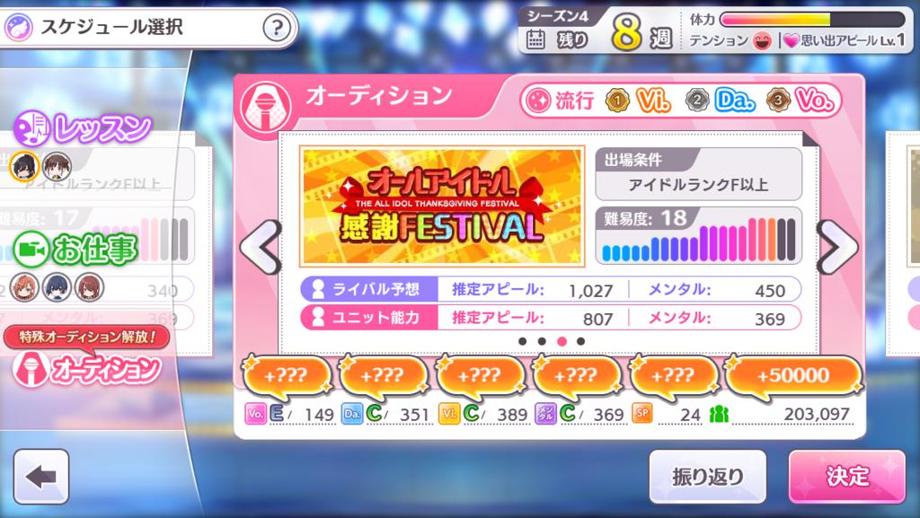 オールアイドル感謝festival
