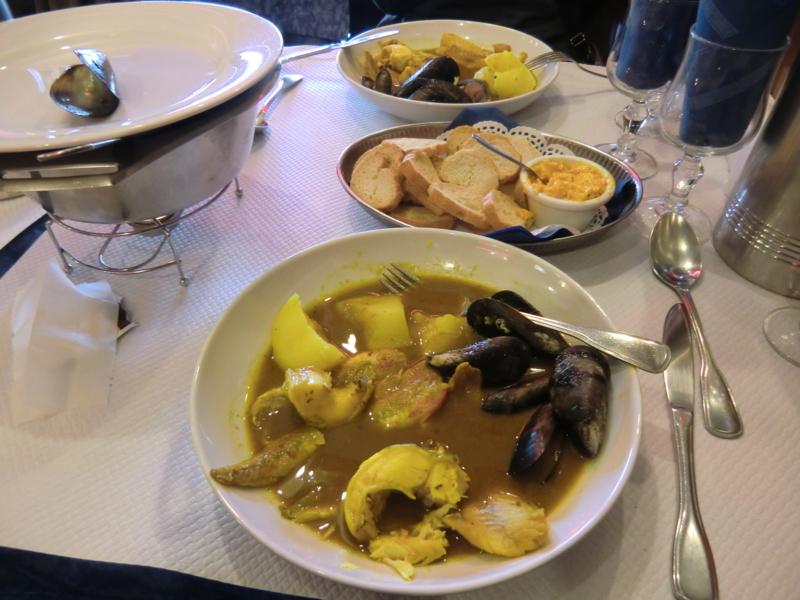 マルセイユ ブイヤベース スープ 世界三大 フランス 食事