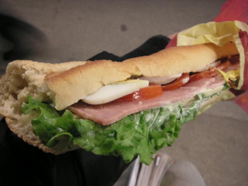 フランス サンドウィッチ サンドイッチ