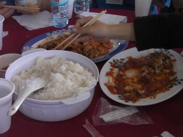 ベトナム ダナンの食事 料理