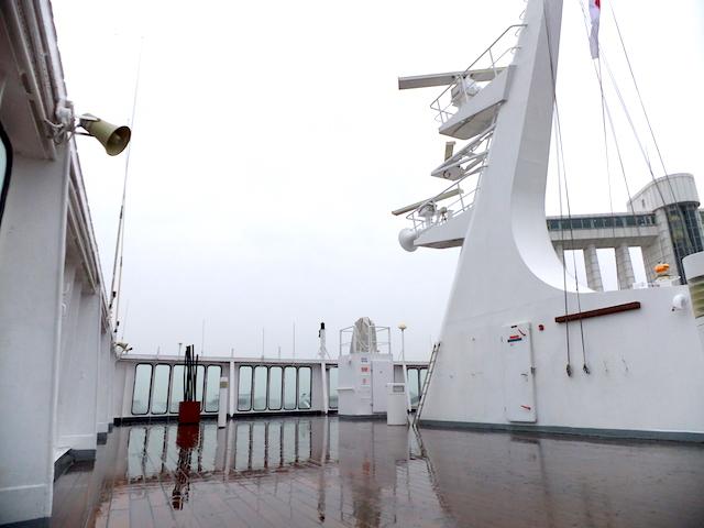 ピースボートオーシャンドリームオーシャンビューエリア1