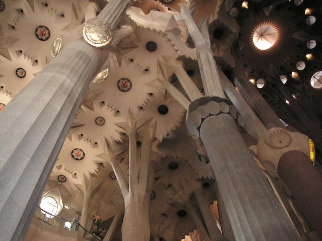 スペイン バルセロナ 世界遺産のサグラダ・ファミリア2