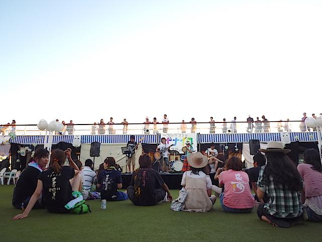 ピースボート音楽イベント