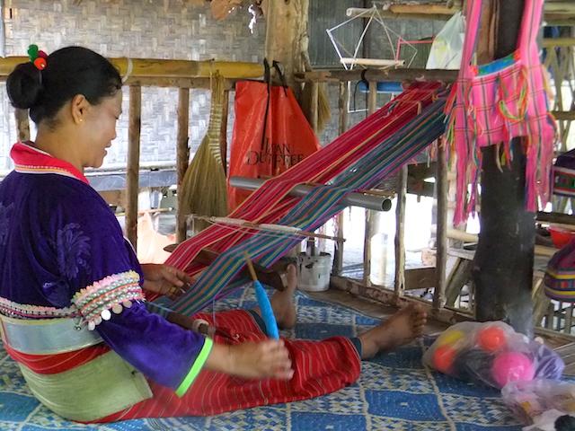 チェンマイ 山岳民族の村 バーン・トン・ルアン6