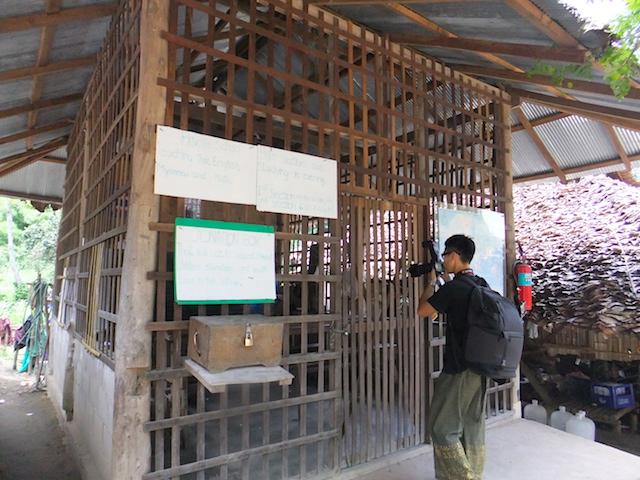 チェンマイ 山岳民族の村 バーン・トン・ルアン7