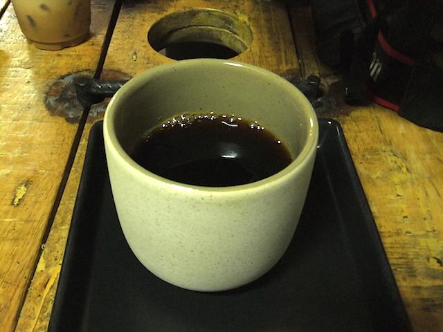 タイ チェンマイ アカアマコーヒー3