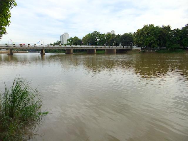 チェンマイ ピン川