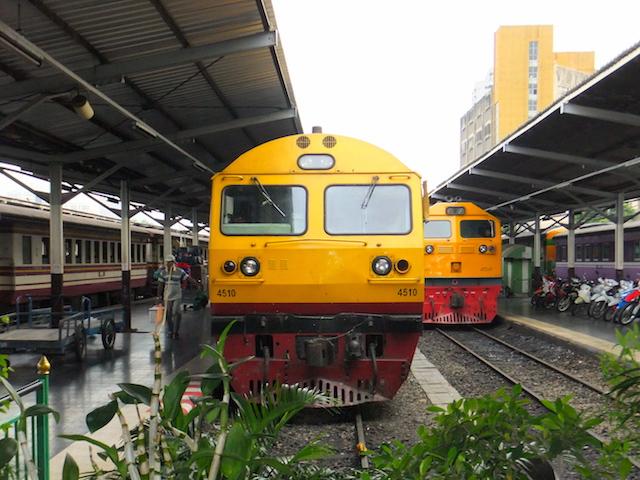 タイ国鉄1