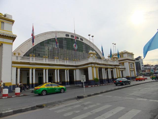 タイ フアランポーン駅 外観