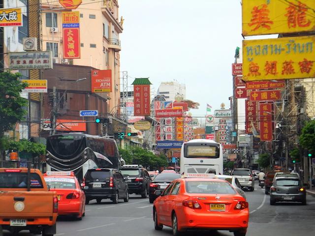 タイ バンコク 中華街
