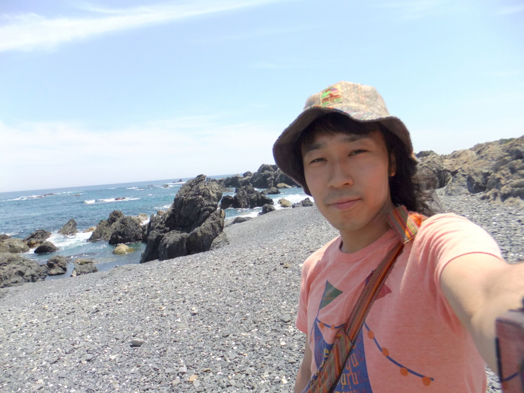 四国 高知 室戸岬 海