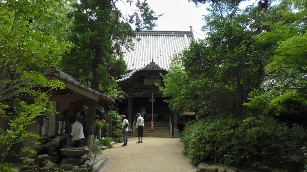 四国 愛媛 お遍路 浄瑠璃寺
