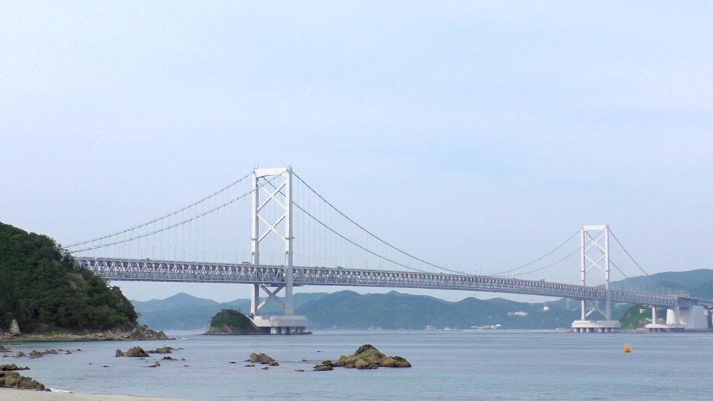 四国 徳島 観光 大鳴門橋