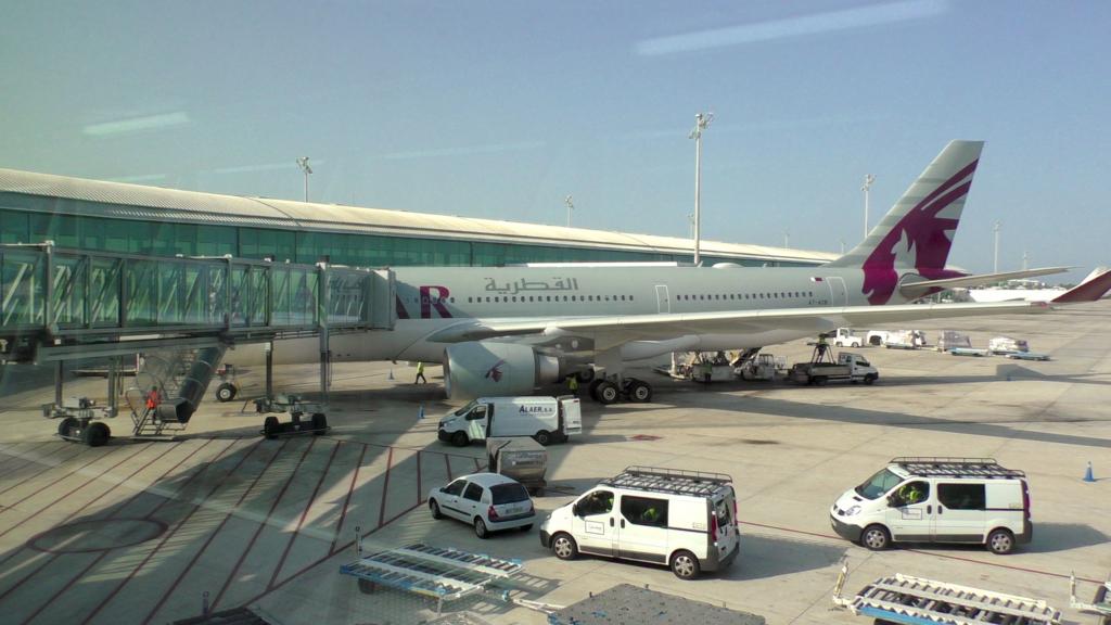 スペイン バルセロナ 空港