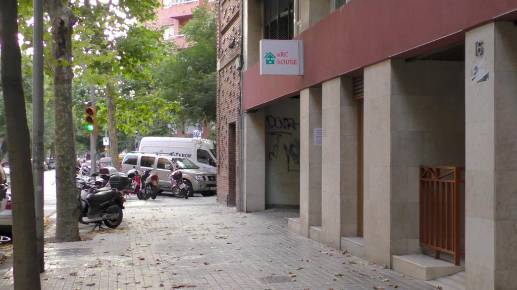 スペイン バルセロナ Arc House