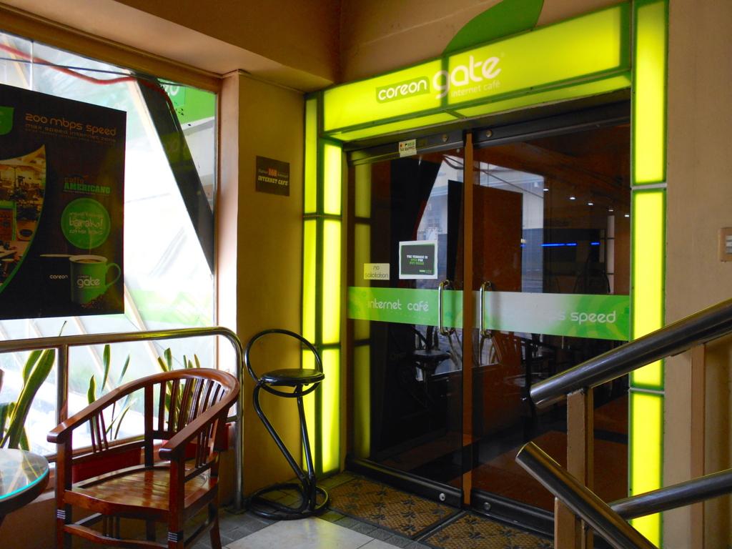 Wi-Fi環境!マニラのおすすめインターネットカフェ