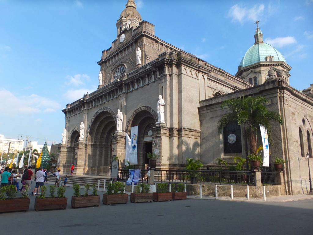 イントラムロス!スペイン統治の歴史を物語るマニラの観光名所!