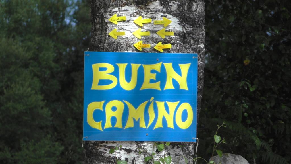 世界遺産サンティアゴ・デ・コンポステーラで巡礼証明書