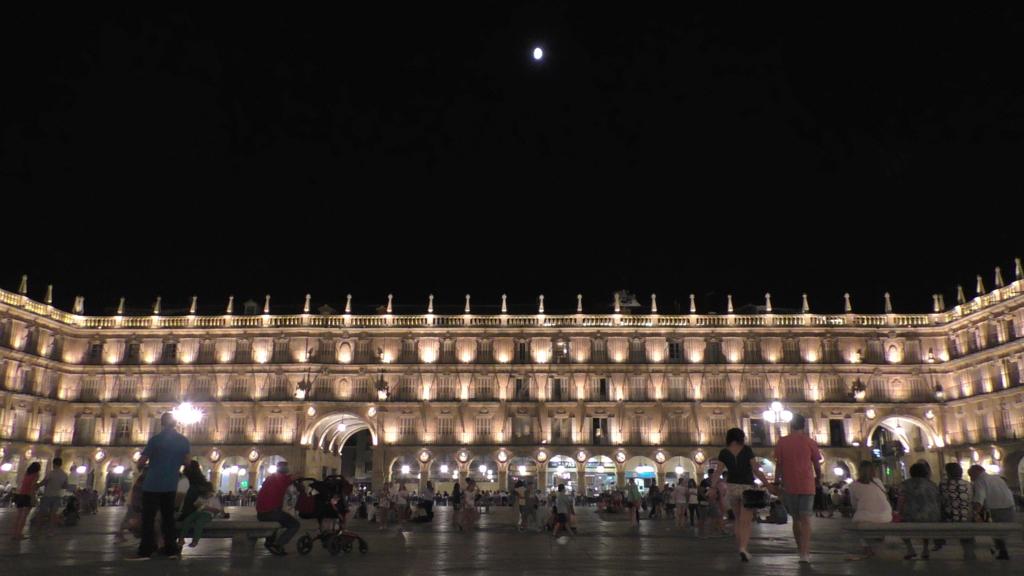 美しすぎるマヨール広場!世界遺産の古都「サラマンカ」