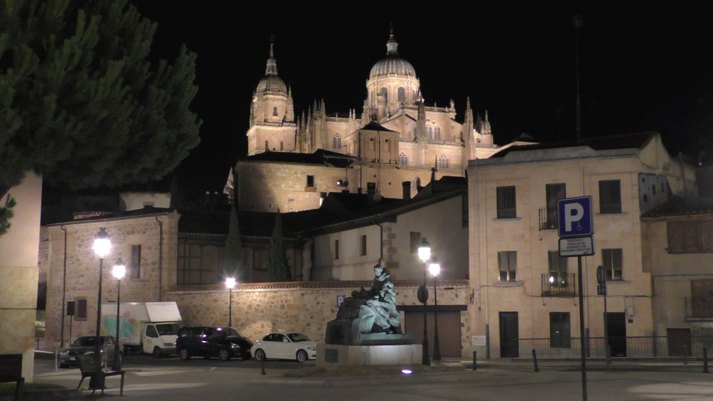 美しすぎる大聖堂!?世界遺産「サラマンカ」の新旧カテドラル