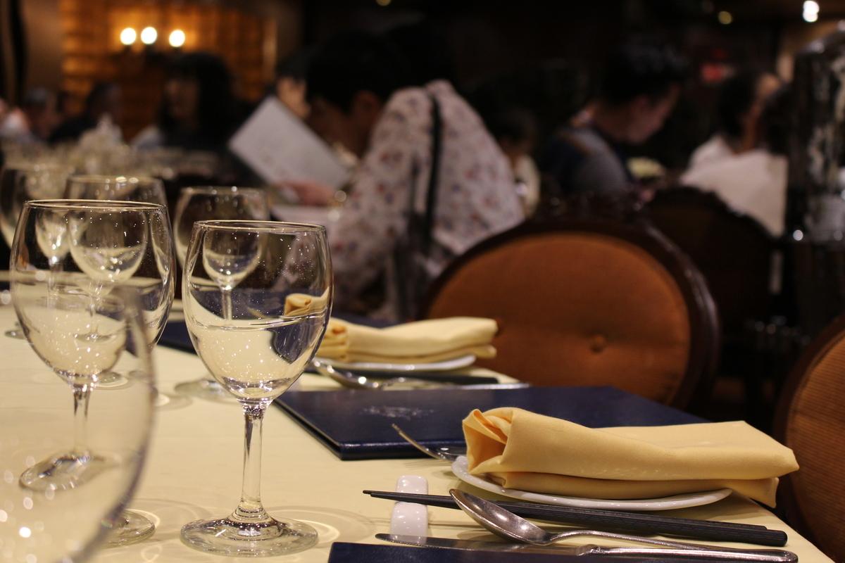 レストラン『ラ・レッジャ』の選択式コース料理