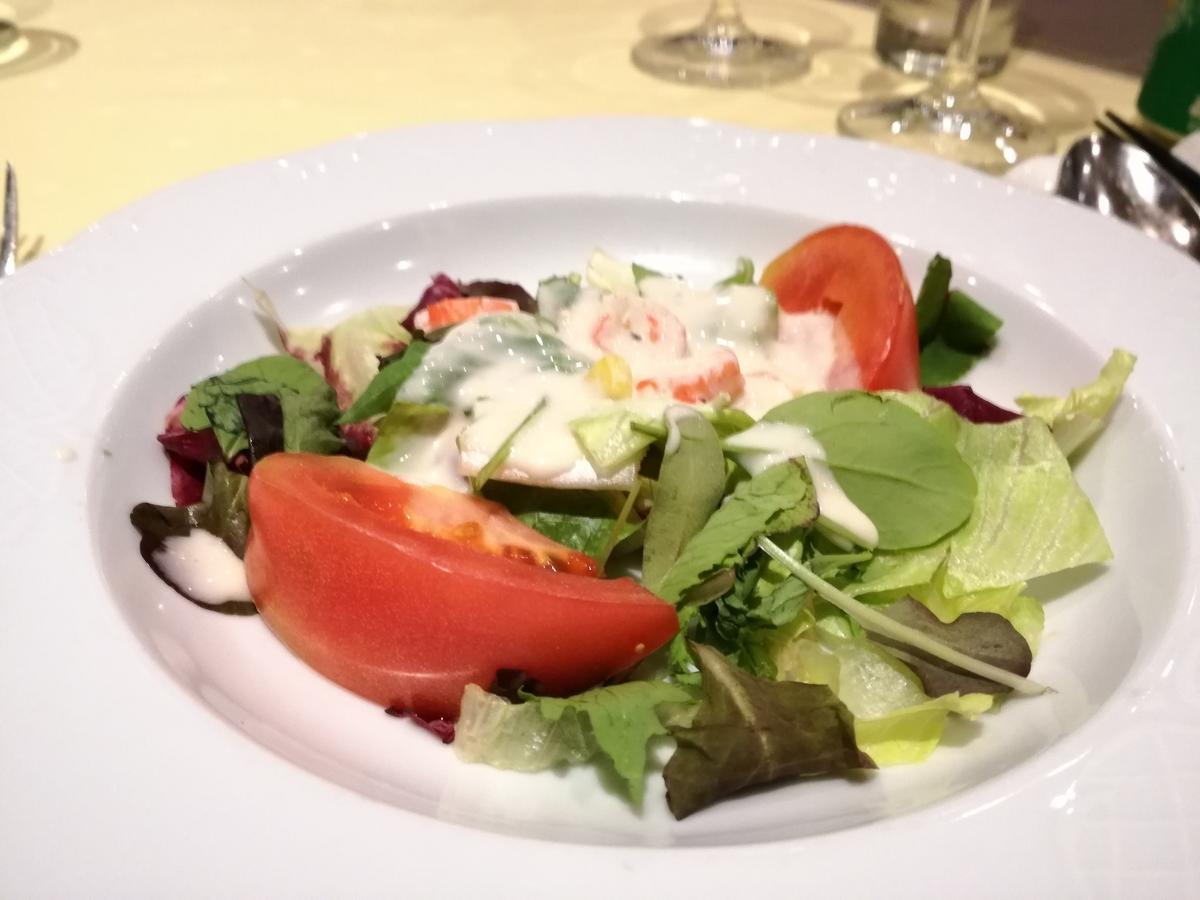 食べ過ぎ注意!大型客船スプレンディダのレストラン紹介!