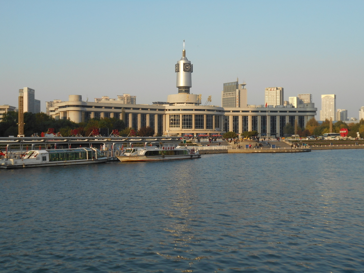 交通のかなめ「天津駅」