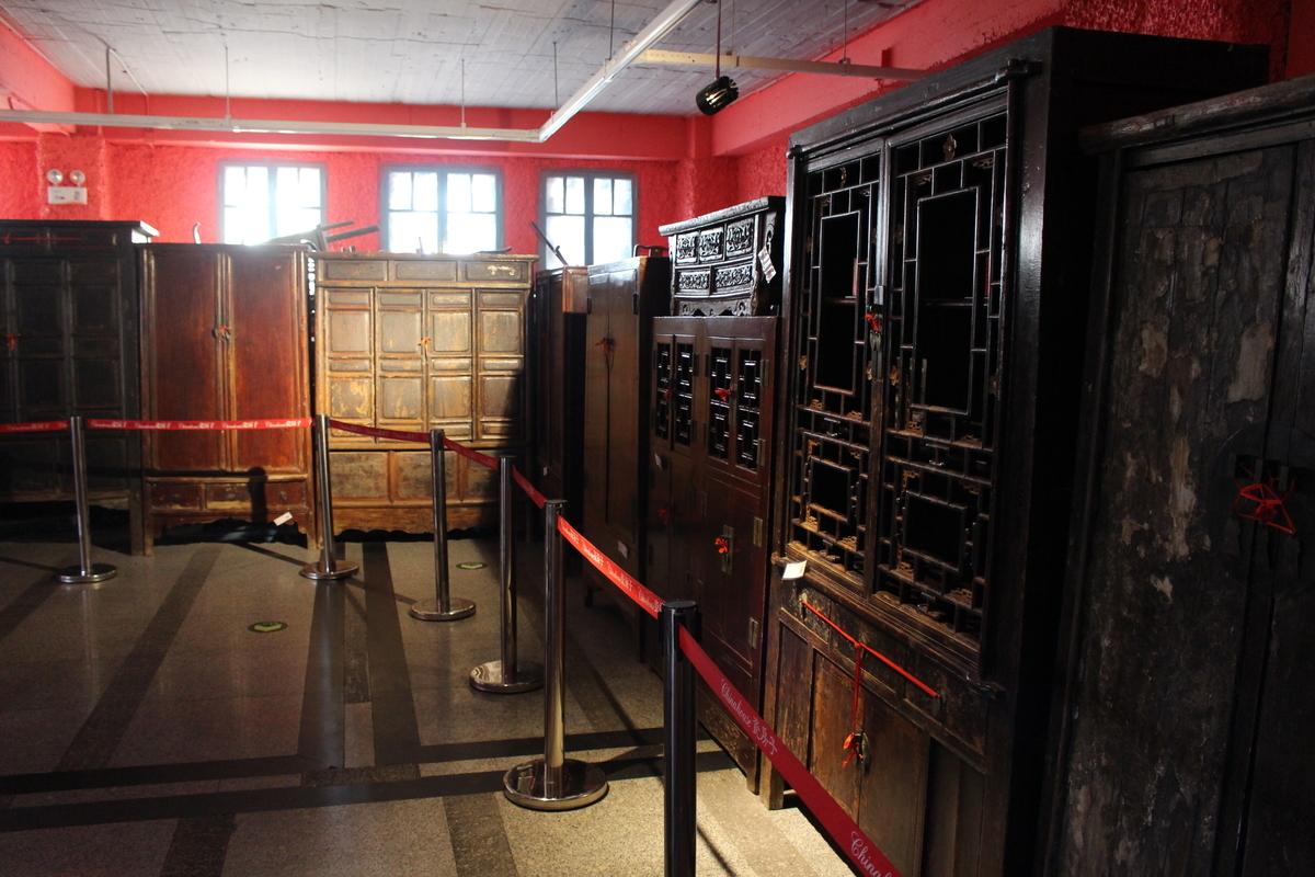 不思議な建築の中国磁器博物館