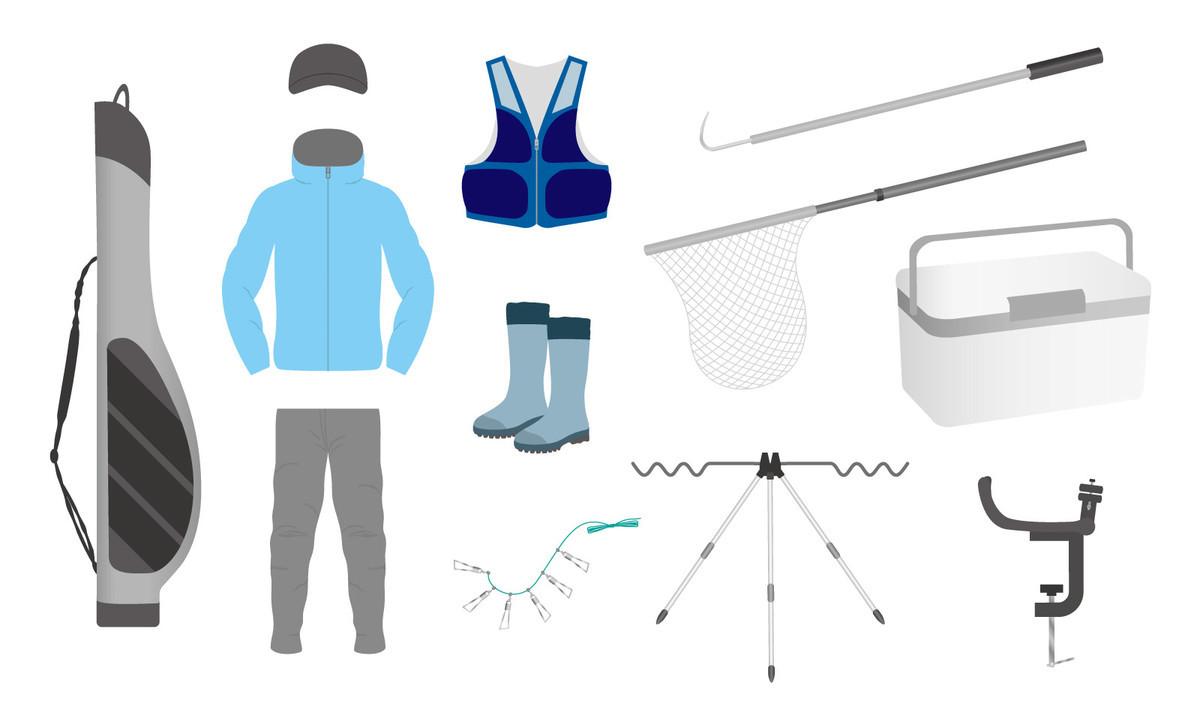 釣具のイメージ