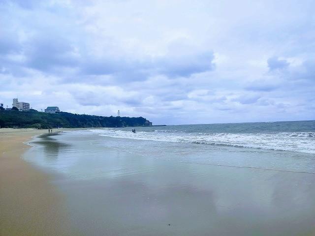 久慈浜海岸