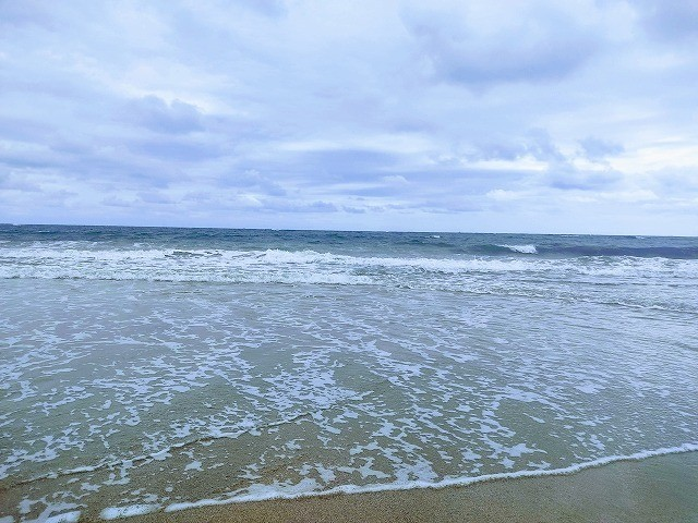 久慈浜海岸2枚め